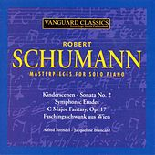 Schumann: Masterpieces for Solo Piano by Various Artists