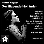 Wagner: Der fliegende Holländer (Live) by Various Artists