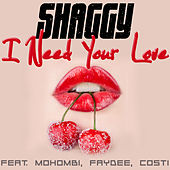 I Need Your Love de Shaggy
