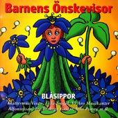 Barnens önskevisor - Blåsippor von Blandade Artister