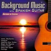 Background Music with Spanish Guitar by Antonio De Lucena