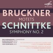Bruckner: Motets & Schnittke: Symphony No. 2 -