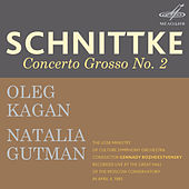Schnittke: Concerto Grosso No. 2 (Live) by Natalia Gutman