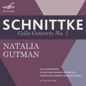 Schnittke: Cello Concerto No. 1 by Natalia Gutman