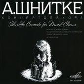 Schnittke: Concerto for Mixed Chorus by Elena Dof-Donskaya