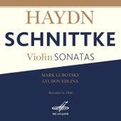 Haydn & Schnittke: Violin Sonatas by Lyubov Edlina