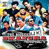 The Biggest UK Bhangra Hits, Vol. 4 de Various Artists