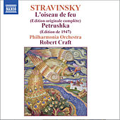 Stravinsky: L'oiseau de feu & Petrushka by Philharmonia Orchestra