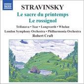 Stravinsky: Le sacre du printemps et Le rossignol by Various Artists
