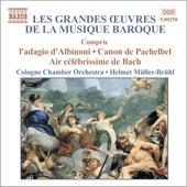Les grandes œuvres de la musique baroque by Various Artists