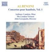 Albinoni: Concertos pour hautbois, Vol. 1 by Anthony Camden