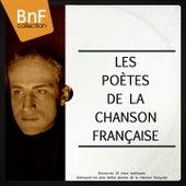 Les poètes de la chanson française (Découvrez 25 titres mythiques réunissant les plus belles plumes de la chanson française) de Various Artists