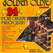 Golden Oldies - 24 Original Million Sellers by Various Artists