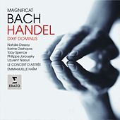 Handel: Dixit Dominus & Bach: Magnificat by Emmanuelle Haïm