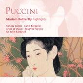 Puccini: Madam Butterfly (highlights) de Renata Scotto