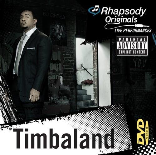 Rhapsody Originals by Timbaland