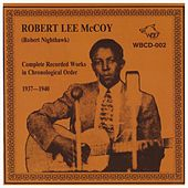 Complete Recorded Works: 1937-1940 by Robert Lee McCoy