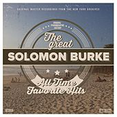 All Time Favorite Hits by Solomon Burke