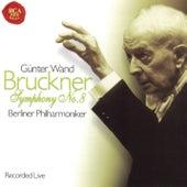 Anton Bruckner: Symphonie No. 8 by Günter Wand