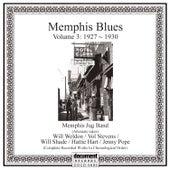 Memphis Blues, Vol. 3 (1927 - 1930) de Various Artists