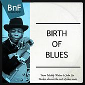 Birth of Blues (From Muddy Waters to John Lee Hooker, Discover the Roots of Blues Music) by Various Artists