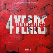 4Years, Pt.1 - EP de Various Artists