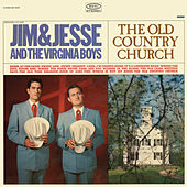 The Old Country Church by Jim