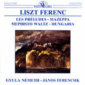 Liszt: Les Préludes - Mazeppa - Mephisto Waltz - Hungaria by Hungarian State Orchestra