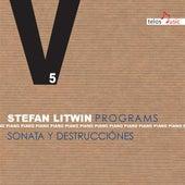 Sonata y destrucciónes de Stefan Litwin