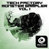 Tech Factory Monster Sampler, Vol. 1 by Various Artists