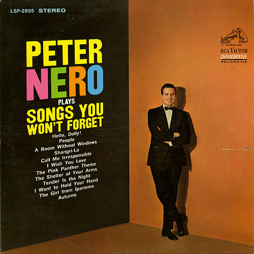 Plays Songs You Won't Forget by Peter Nero