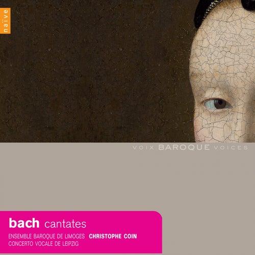 Bach: Cantatas with Violoncello Piccolo, Bwv 85, 175, 183, 199 by Christophe Coin