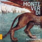 Monteverdi: Vespri solenni per la festa de San Marco by Rinaldo Alessandrini