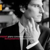 Mozart: Piano Concertos No. 22 & No. 24 by David Greilsammer