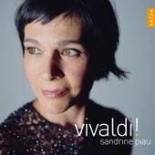 Antonio Lucio Vivaldi: Airs d'opéra et musique sacrée (Extraits de La fida ninfa, Atenaide, La Silvia...) by Sandrine Piau