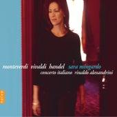 Monteverdi, Vivaldi, Händel: Arias, Madrigals & Cantatas by Various Artists