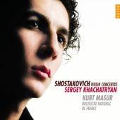 Shostakovitch: Violin Concertos by Sergey Khachatryan