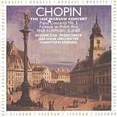 1830 Warsaw Concert: Works by Chopin, Kurpinski, Paër & Elsner by Various Artists