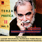 Rabinovitch-Barakovsky: «Terza Pratica II » Vol. 1 von Various Artists