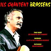 Ils chantent brassens de Various Artists
