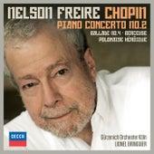 Chopin: Piano Concerto No.2; Ballade No.4; Berceuse; Polonaise Héroïque de Nelson Freire