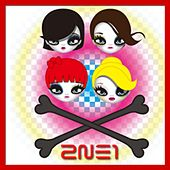 2NE1 2nd Mini Album de 2NE1