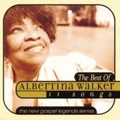 Best Of by Albertina Walker