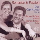Vol. 6: Romance & Passion by Duo Capriccioso
