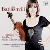 Sibelius & Lindberg: Violin Concertos by Lisa Batiashvili
