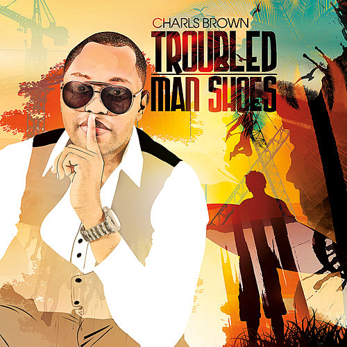 Troubled Man Shoes de Charls Brown