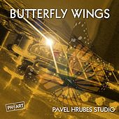 Butterfly  Wings by Pavel Hrubes Studio
