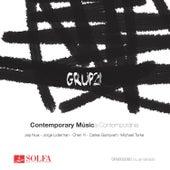 Contemporary Músic/a Contemporània by Grup21