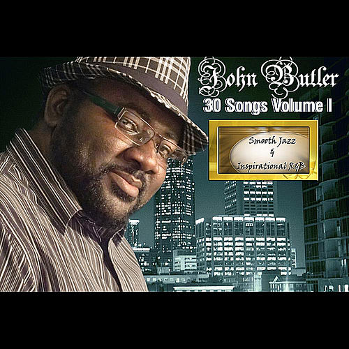 Jazz & R&B: 30 Songs, Vol. 1 by John Butler