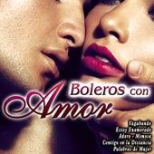 Boleros Con Amor by Various Artists